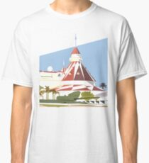Coronado Hotel - San Diego  Classic T-Shirt