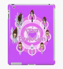 Azien's Evolution Chain iPad Case/Skin