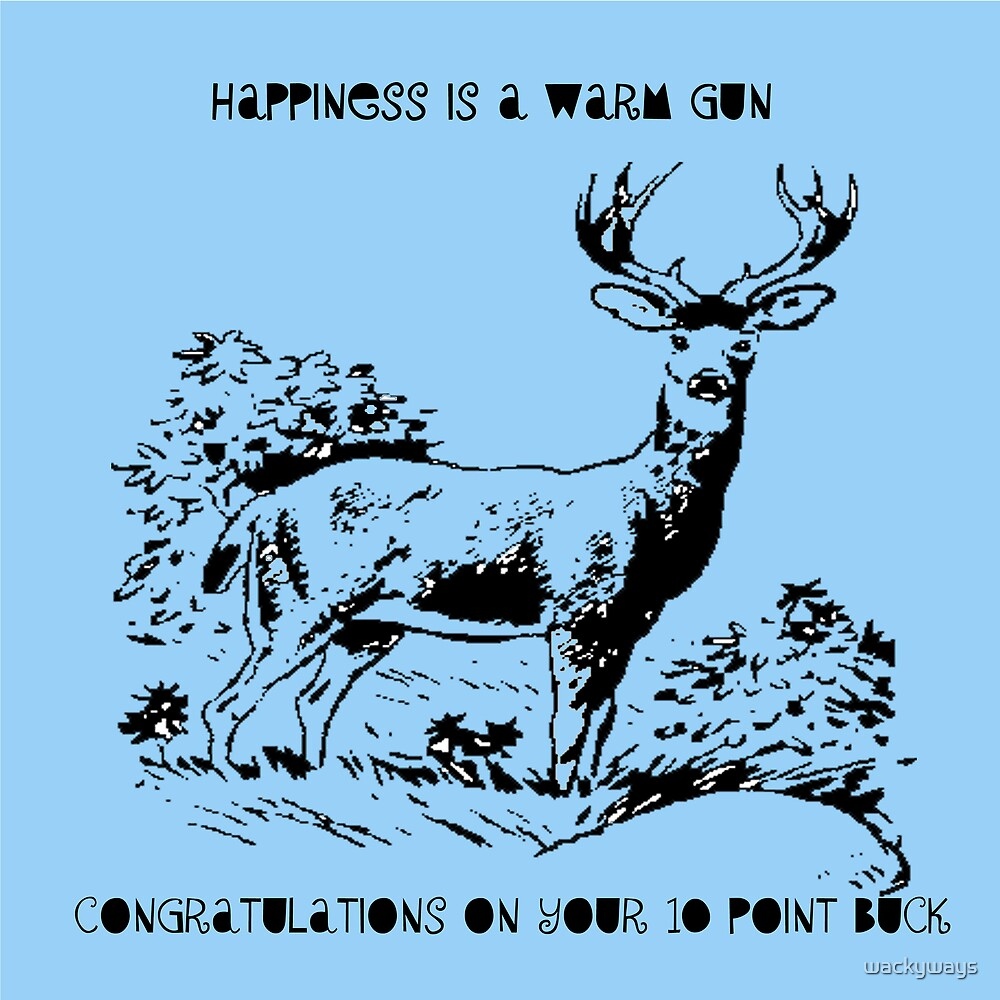 Happiness Is by wackyways