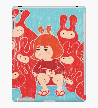 Let's Stick Together iPad Case/Skin