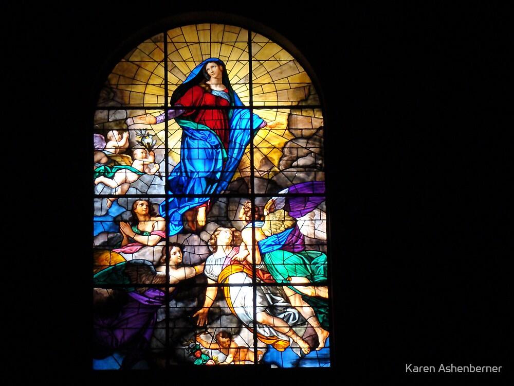 The Duomo Milan  by Karen Ashenberner