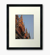 St Marks Square Venice Framed Print