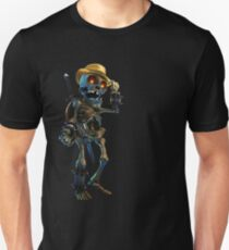Skelethomas Tipping His Hat Unisex T-Shirt