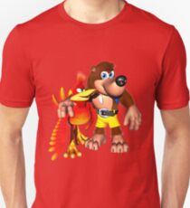 Banjo and Kazooie - Best Pals Unisex T-Shirt