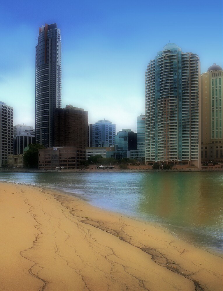 Brisbane by Paul  Milburn