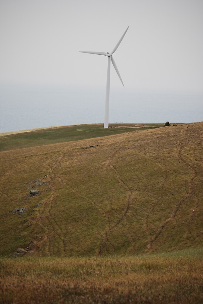 wind farm - starfish hill by Princessbren2006