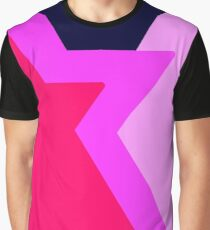 Steven Universe Garnet Cosplay Graphic T-Shirt