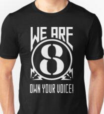 The 8 App x Shepard Fairey Unisex T-Shirt