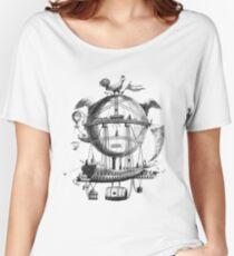 vintage scientiarum favore Women's Relaxed Fit T-Shirt