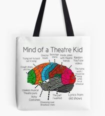 Mind Of a Theater Kid Tote Bag