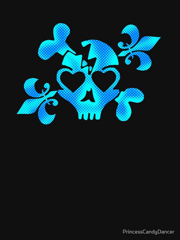 Blue by PrincessCandyDancer