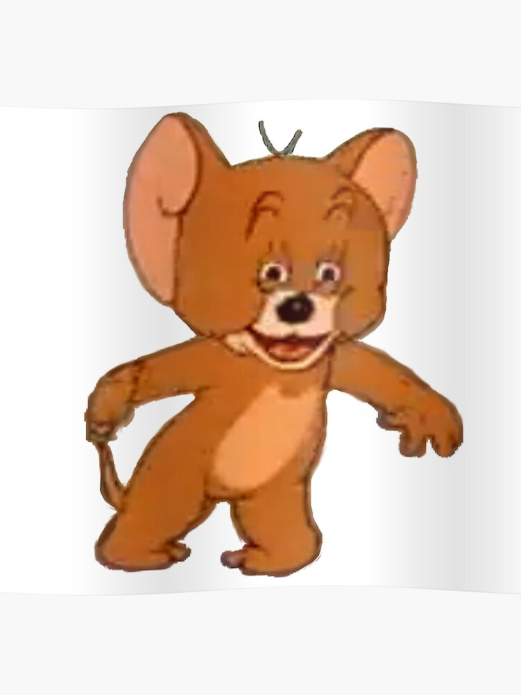 Download High Jerry Mouse Meme   PNG & GIF BASE