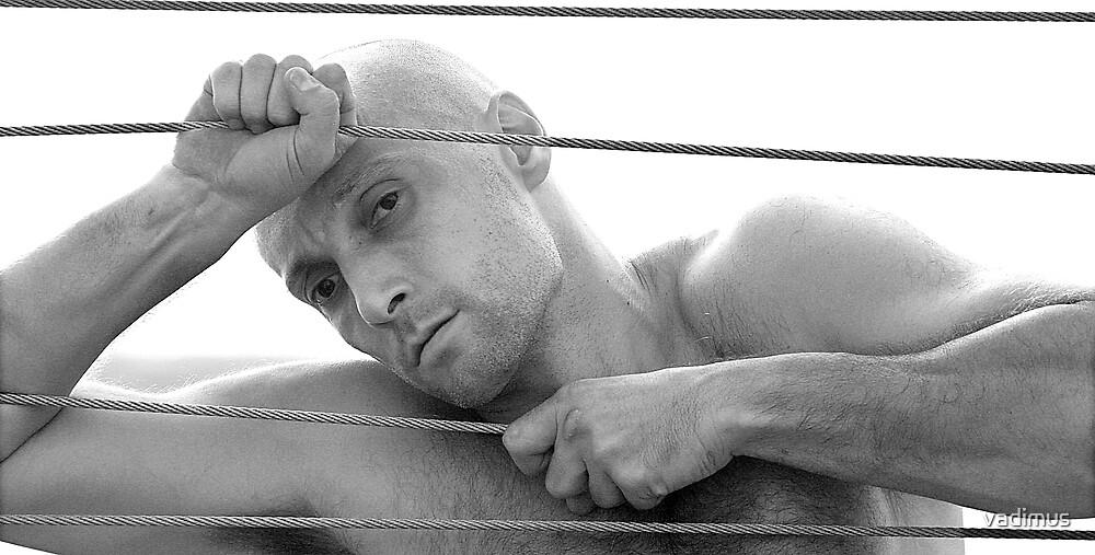Prisoner by vadimus