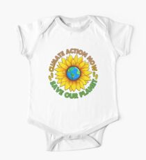 People's Climate Change March on Washington Justice 2017 Kids Clothes