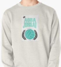 Haikyuu!! Aoba Johsai Design (large)  Pullover
