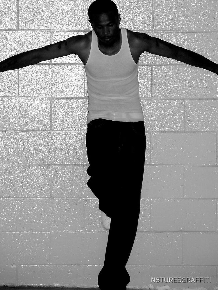 Crucify Him by N8TURESGRAFFITI