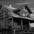 Abandoned in Black & White by Debra Fedchin
