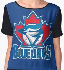 Blue Jays MLB Chiffon Top