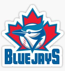 Blue Jays MLB Sticker