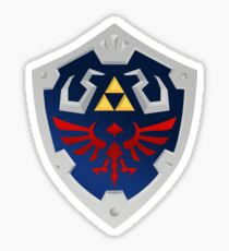 Zelda - Hylian Shield Sticker