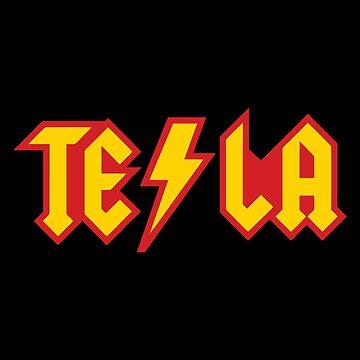 Tesla by berkahjaya
