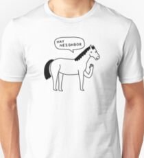 Hi Horse! Unisex T-Shirt