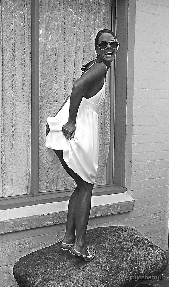 Cheeky Bride by joycebarry1