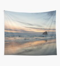 Pacific Glow Wall Tapestry