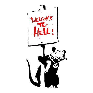 Welcome to Hell by berkahjaya