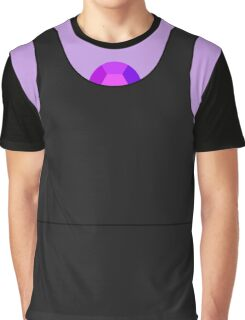 Steven Universe Amethyst Costume Graphic T-Shirt