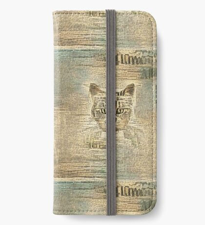 Librarian iPhone Wallet