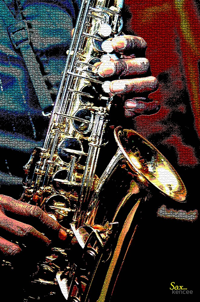Sax by kencee