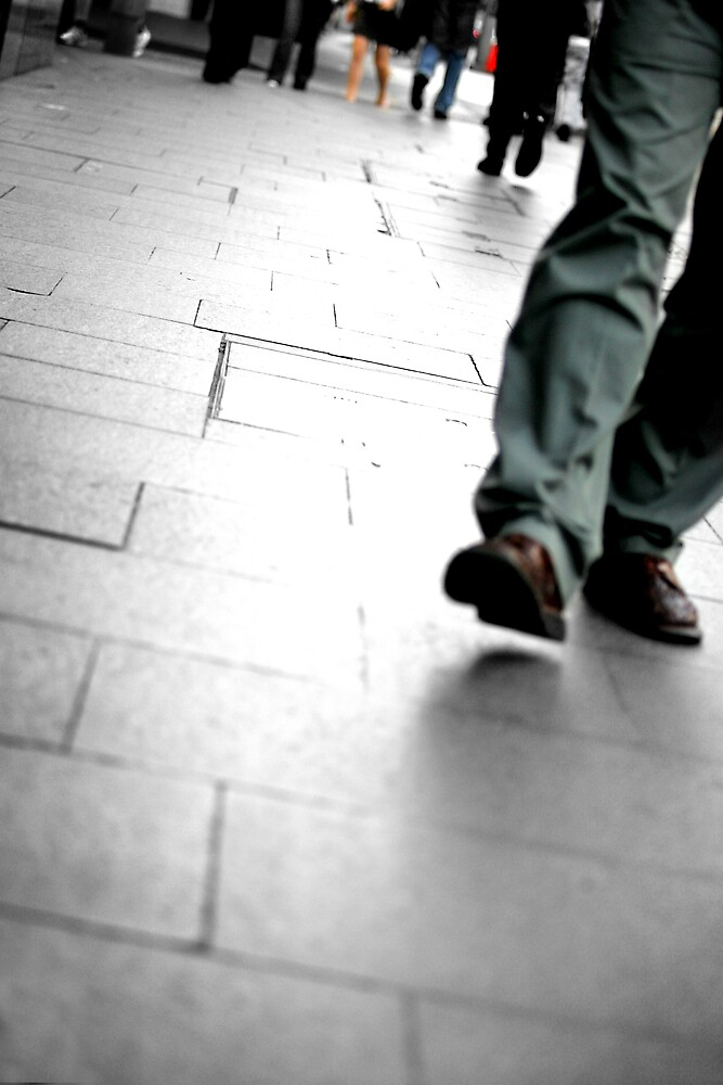 Walk this Way by bobovoz