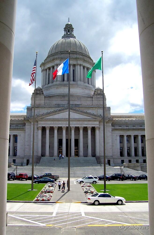 State Capital by digitaldavers