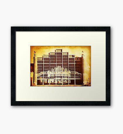 Asbury Casino Framed Print