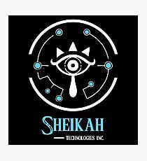 Sheikah Technologies Photographic Print