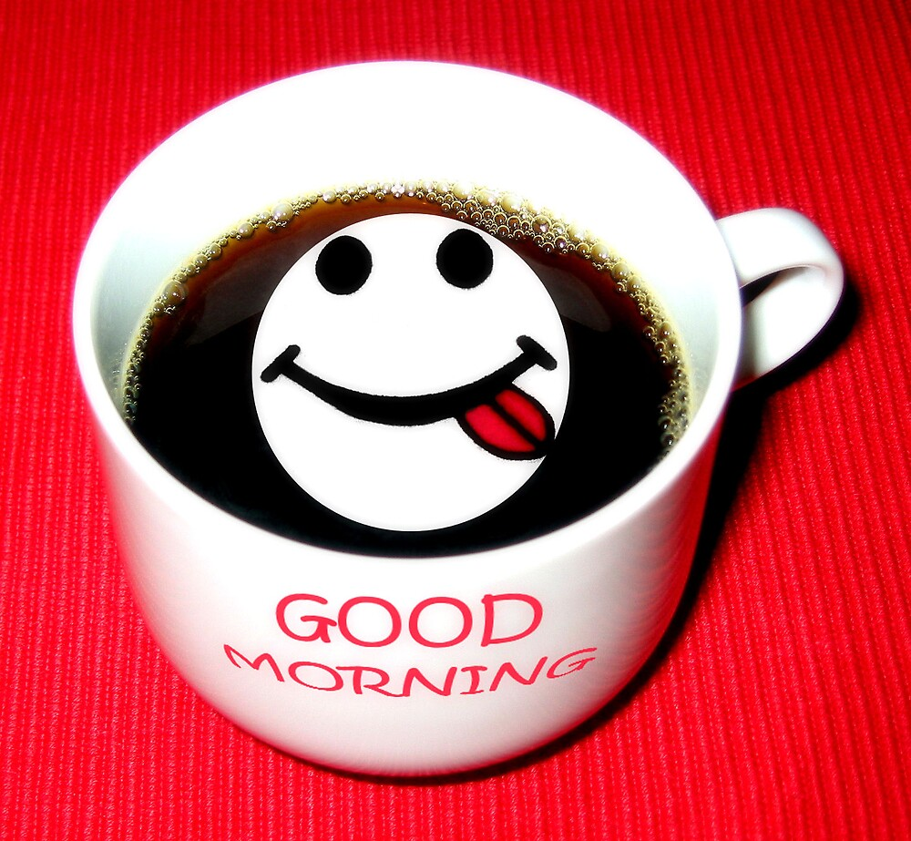 good morning by CheyenneLeslie Hurst