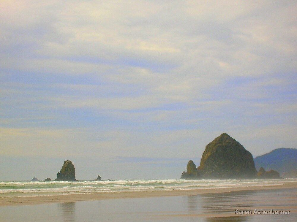 The Oregon Coast by Karen Ashenberner
