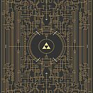 Triforce by PaperPlanet