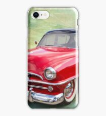 1954 Plymouth iPhone Case/Skin