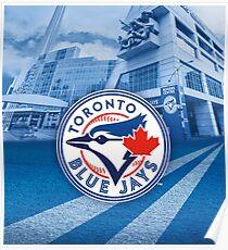 MLB Toronto Blue Jays Poster