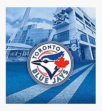 MLB Toronto Blue Jays Photographic Print