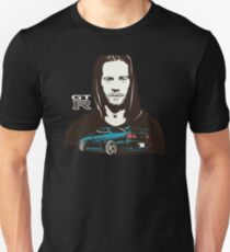 Paul Walker GTR Unisex T-Shirt