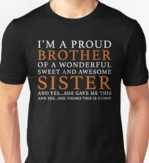 Birthday Gift Brother: Gifts & Merchandise | Redbubble