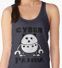 Cyber Danger Panda  Women's Tank Top