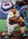262 - Mike LaValliere by Foob's Baseball Cards