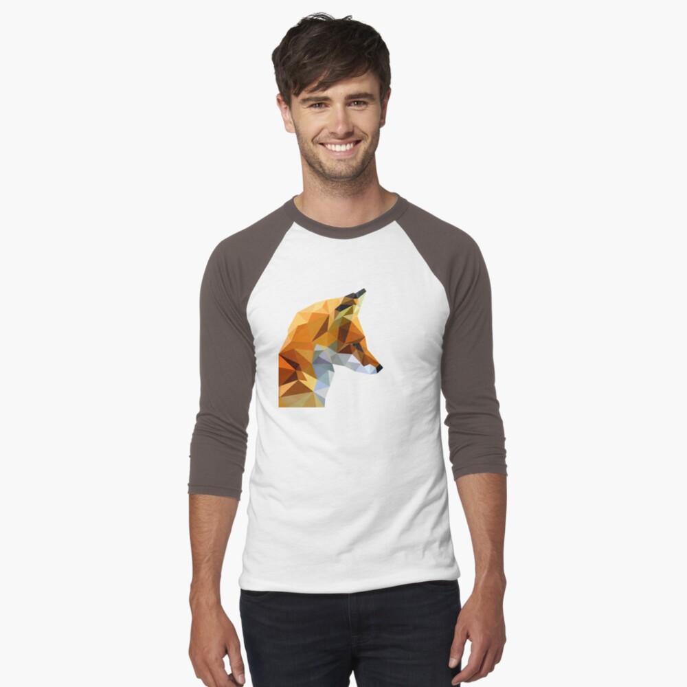 LP Fox Baseball ¾ Sleeve T-Shirt