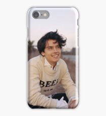 Cole Sprouse - modeling iPhone Case/Skin