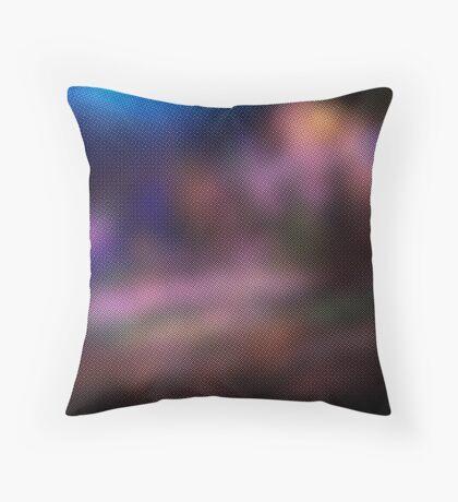 Facets Throw Pillow