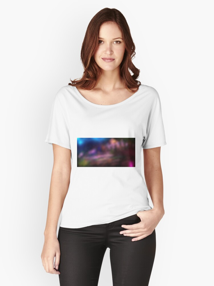 Facets Women's Relaxed Fit T-Shirt Front